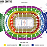 Air Canada Centre Maple Leafs Seating Map