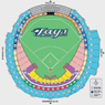 Rogers Centre Blue Jays Seating Map